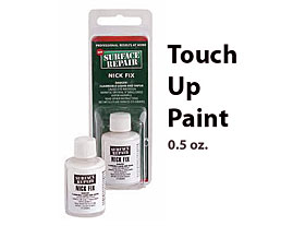 Nick Fix Touch Up Acrylic Gelcoat Porcelain Enamel Steel All Colors